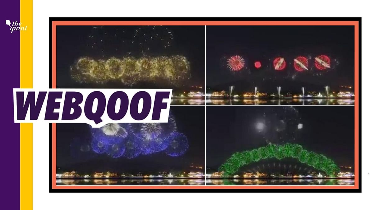 Simulated Video From 2015 Viral as 'Tokyo Olympics Fireworks Show'