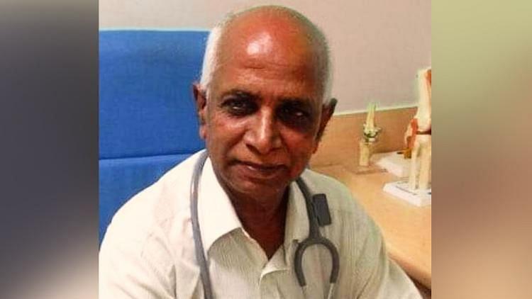 Chennai's Beloved '5 Rupees Doctor' Dies of Cardiac Arrest