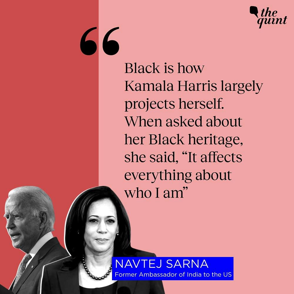 Kamala Will Be a Black American VP, Stop Amplifying Her Indianness