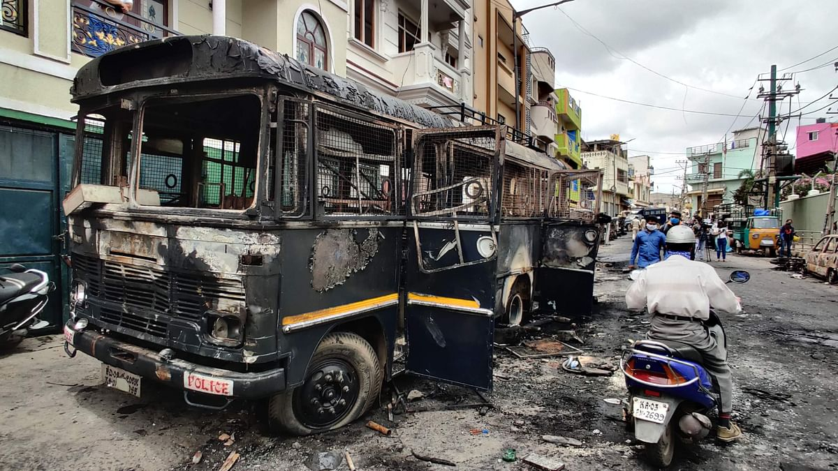 Bengaluru Riots: Violence was not communal in nature, report says