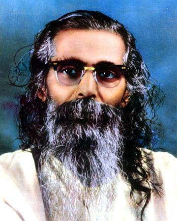 Madhav Sadashiv Golwalkar, the second Sarsanghchalak of the Rashtriya Swayamsevak Sangh.