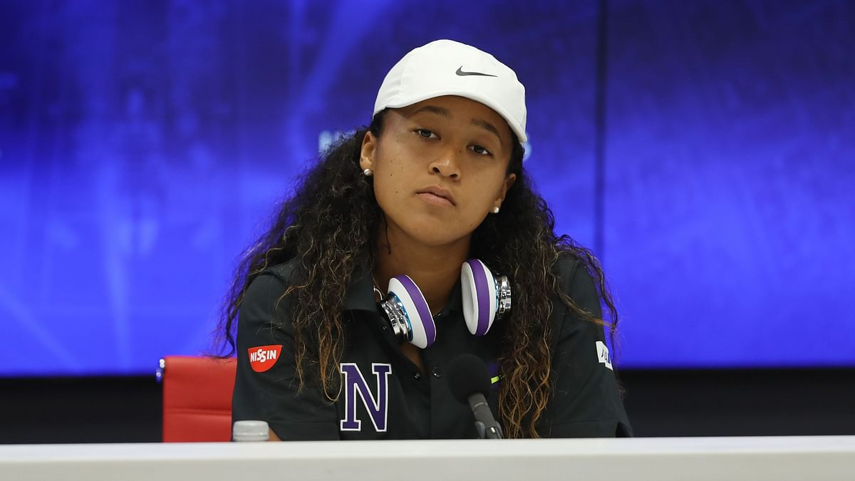 Naomi Osaka Pulls Out of W&S Semis Over Racial Injustice in US