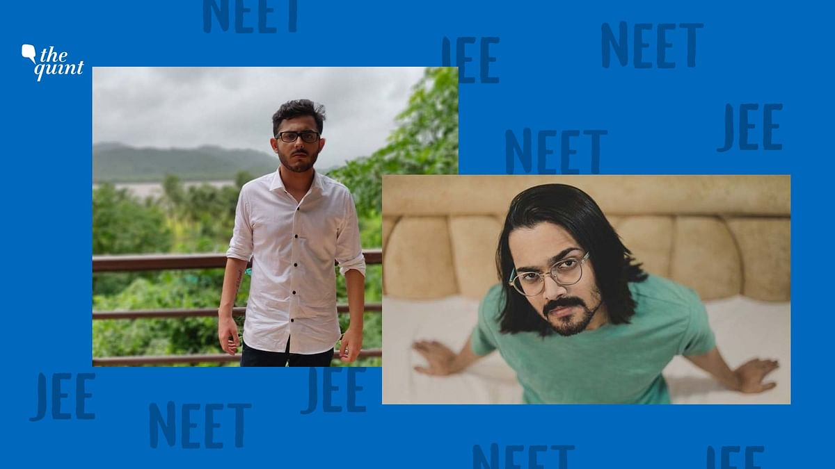 YouTubers Bhuvan Bam and CarryMinati are among a host of other social media influencers, who have come out in support of students demanding the postponement of JEE Main and NEET UG slated in September.
