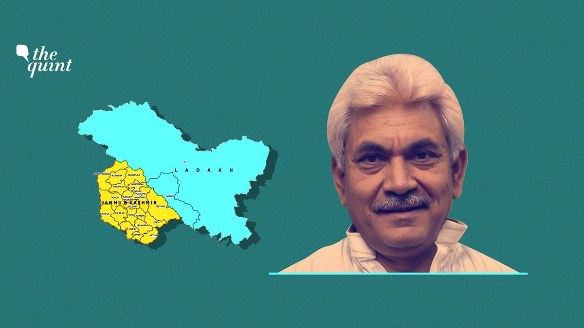 Jammu & Kashmir Gets Manoj Sinha as LG: 'Trial & Error' Over?