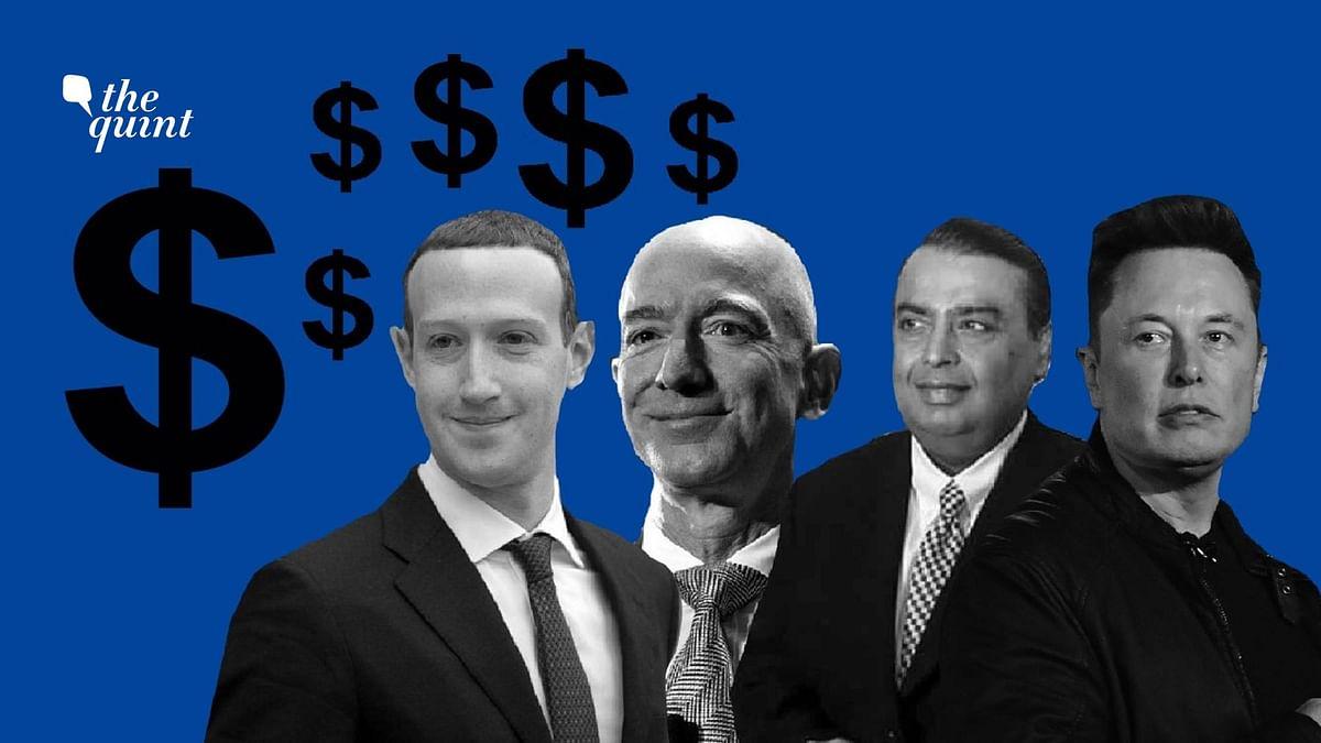 here s how elon musk mark zuckerberg jeff bezos and mukesh ambani made more billions during the covid 19 pandemic jeff bezos and mukesh ambani