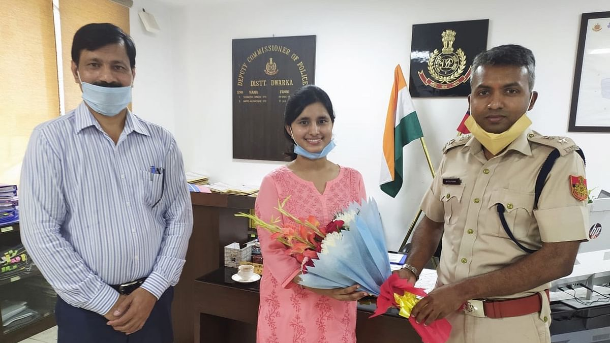 Delhi Police Officer's Daughter Secures AIR-6 in UPSC 2019 Exam