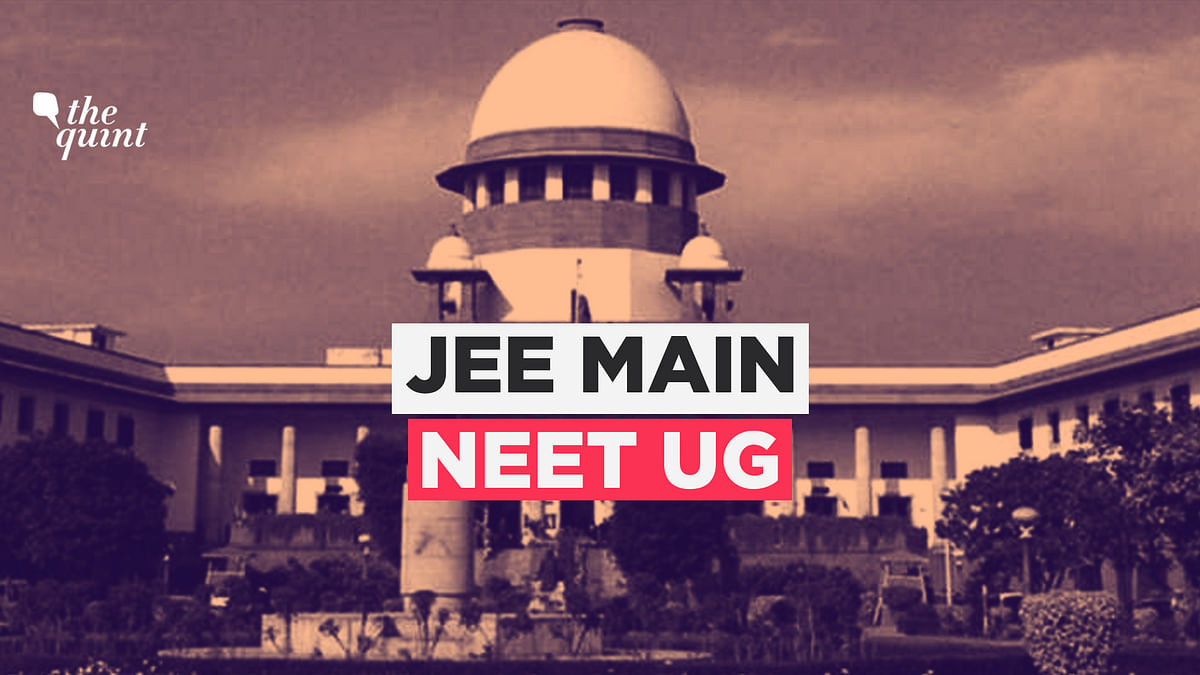 JEE, NEET: SC Begins Hearing Review Petition Filed by States