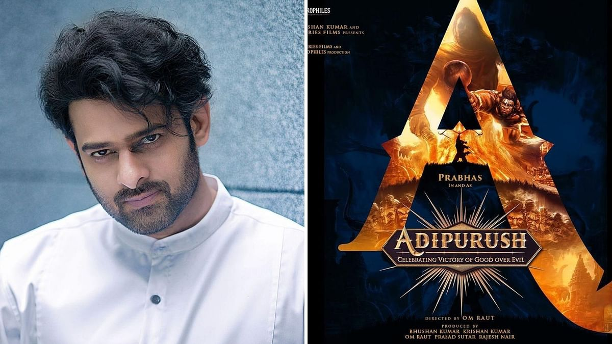 Prabhas Teams up With Om Raut for 3D Action Drama 'Adipurush'