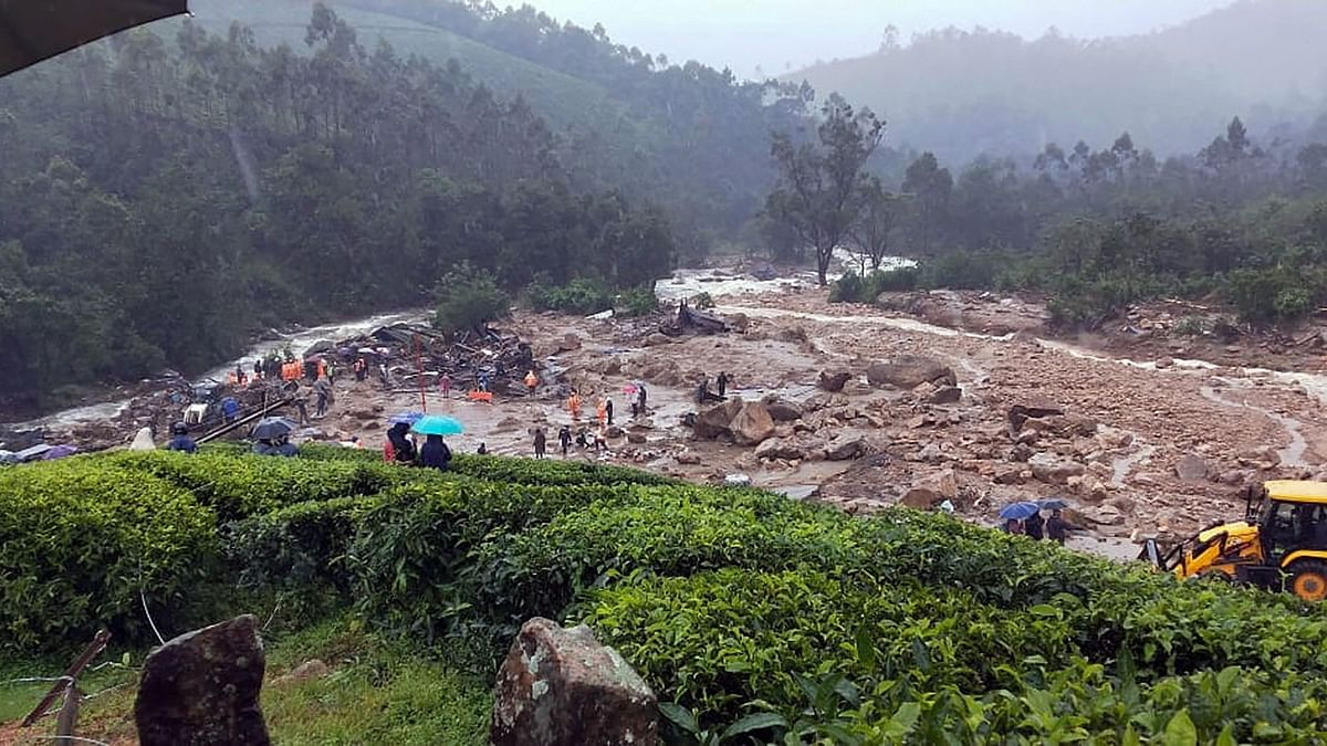 Kerala Landslide: 6-Month-Old's Body Pulled Out; Death Toll at 48