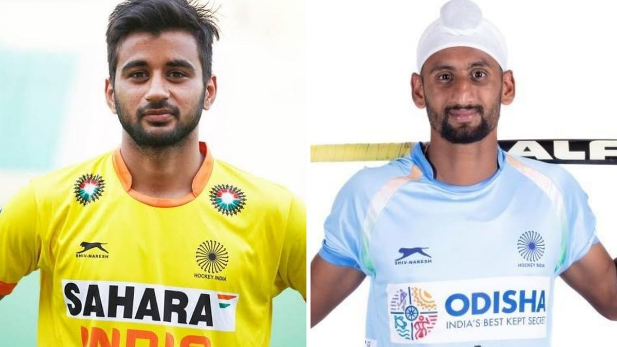 Indian hockey striker Mandeep Singh has become the latest member of the Indian men's hockey team to test positive for coronavirus.