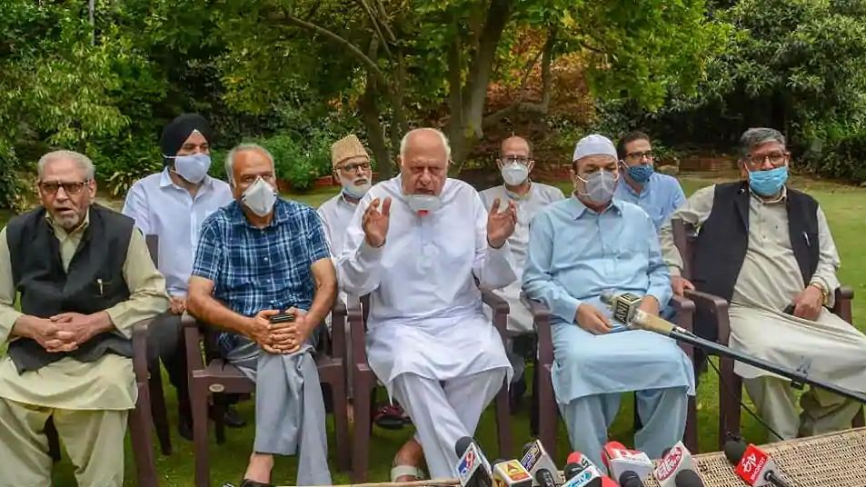 Farooq Holds 1st Meet With NC Leaders Since Article 370 Abrogation