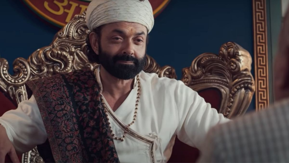 Bobby Deol's Aashram Character Eerily Similar To an Infamous Baba