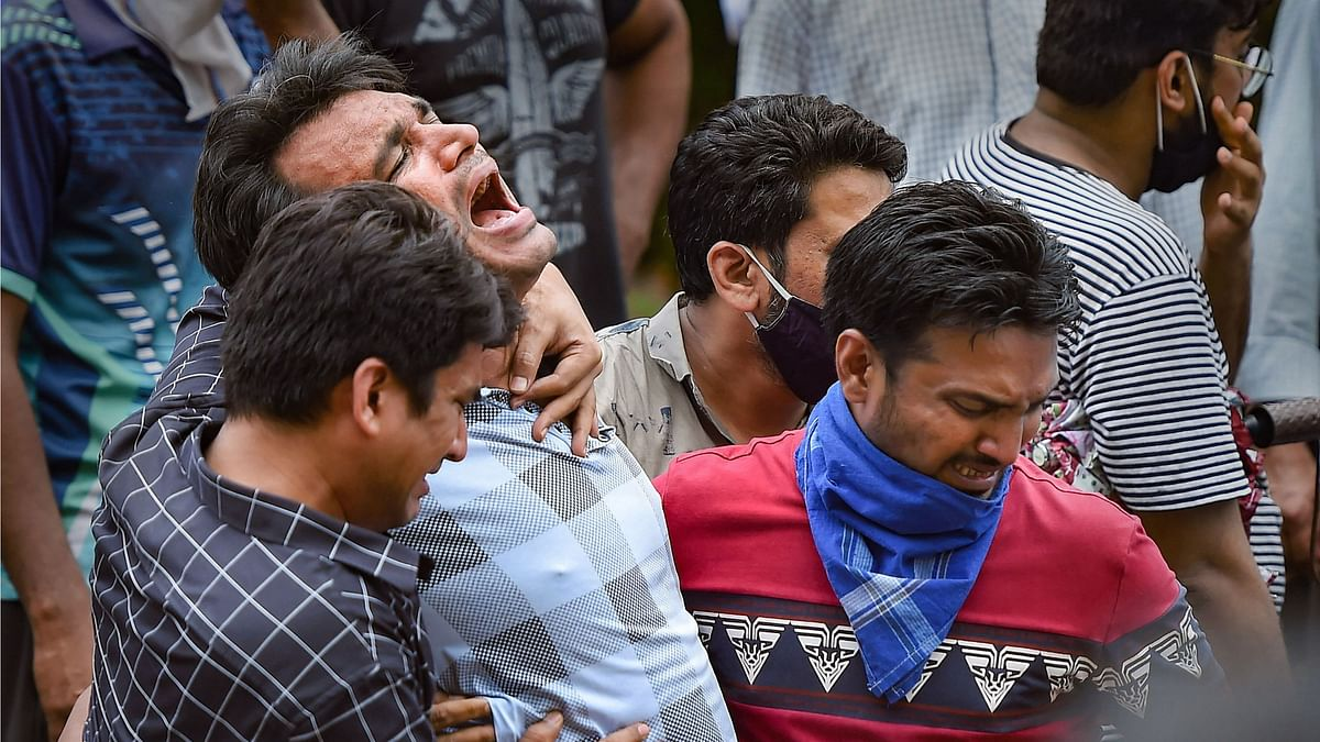 Raigad Building Collapse: Death Toll Up to 16, Rescue Ops Underway