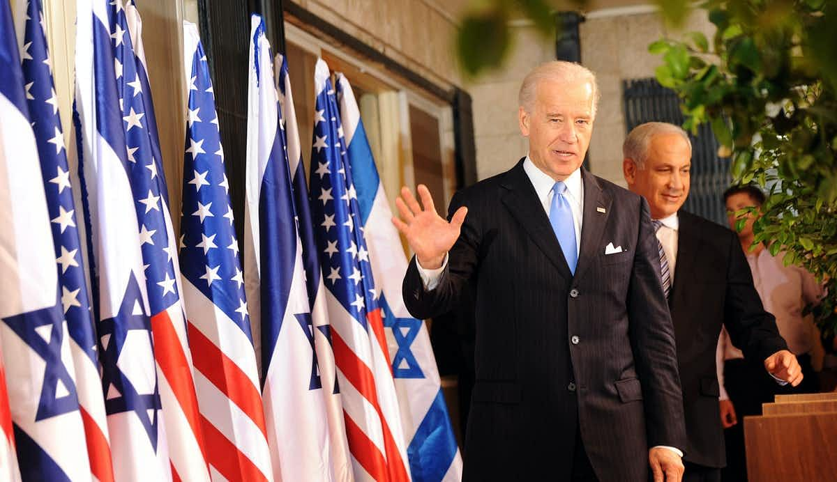 US Prez Biden Speaks to Israeli, Palestinian Leaders Amid Conflict