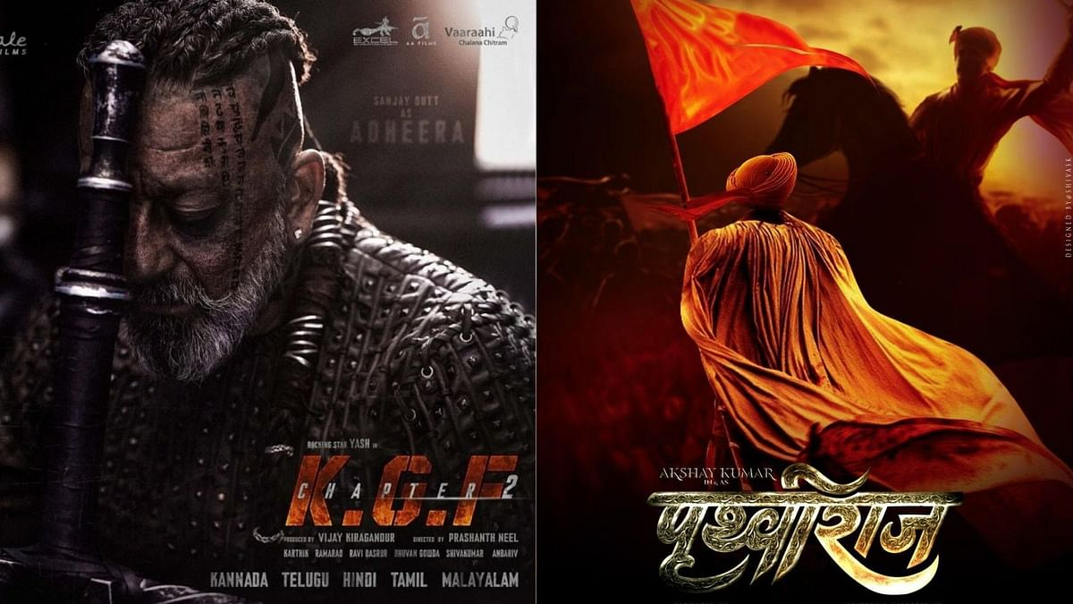 Here's the Shoot Status of Sanjay Dutt's 'KGF 2' & 'Prithviraj'