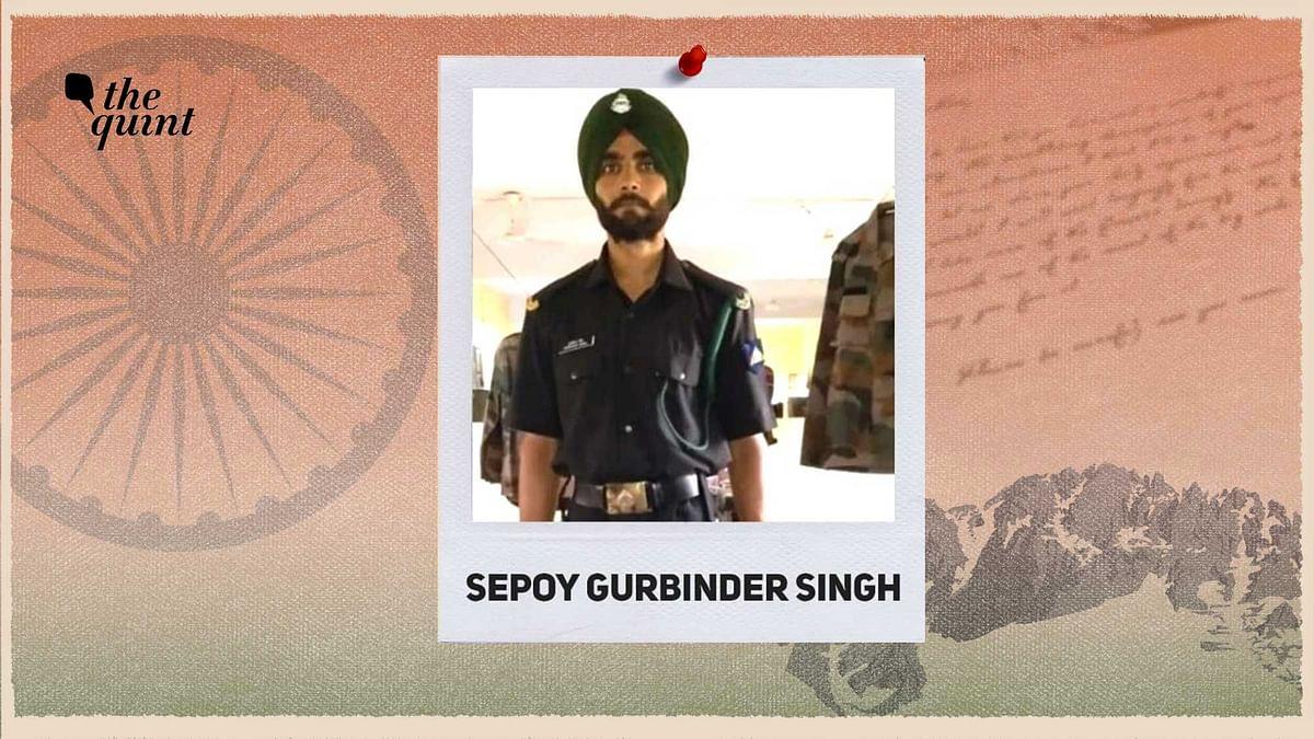 'Mom, Army Men Never Fall': Galwan Martyr Gurbinder Singh's Words