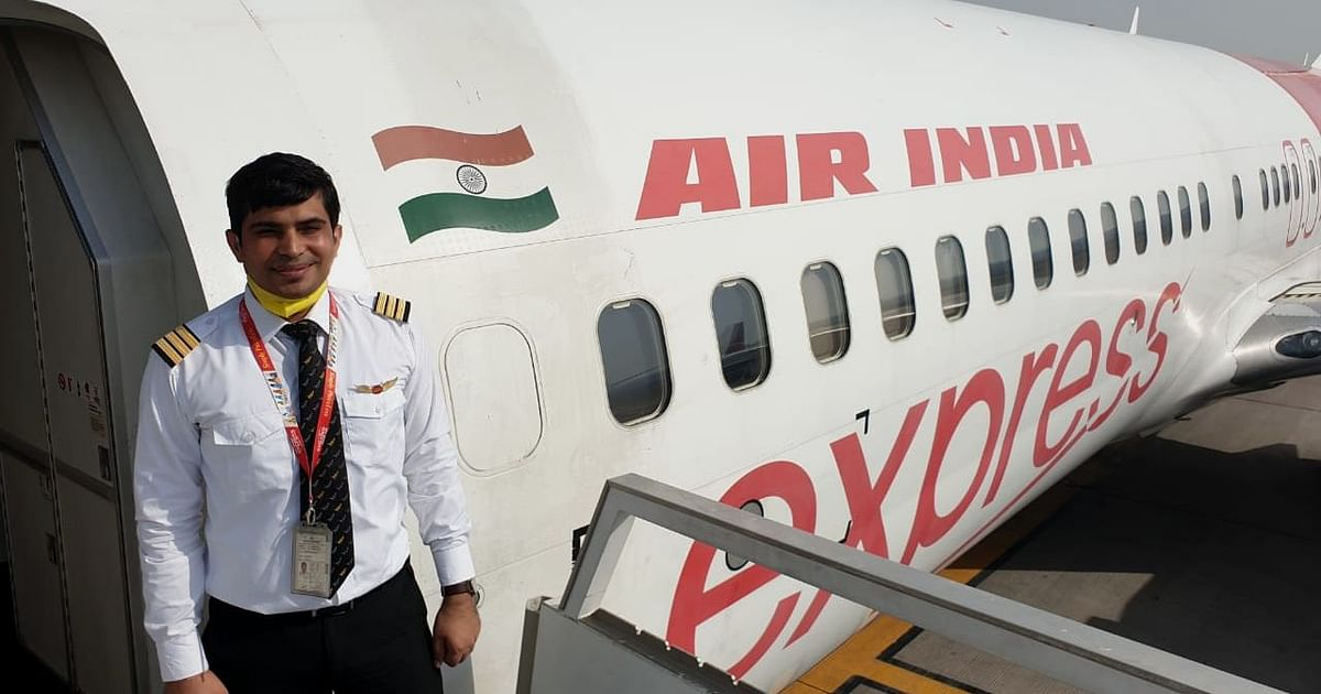 Deceased Co-Pilot Akhilesh Kumar Survived by Pregnant Wife
