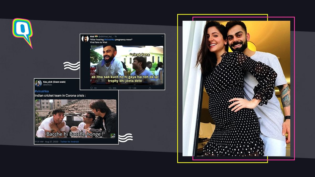 Twitter Explodes With Memes After Virat Anushka Announce Pregnancy