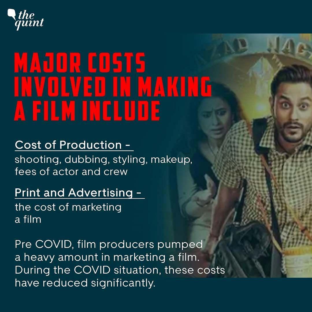 Here's How Big Banner Films Releasing on OTT Platforms Make Money