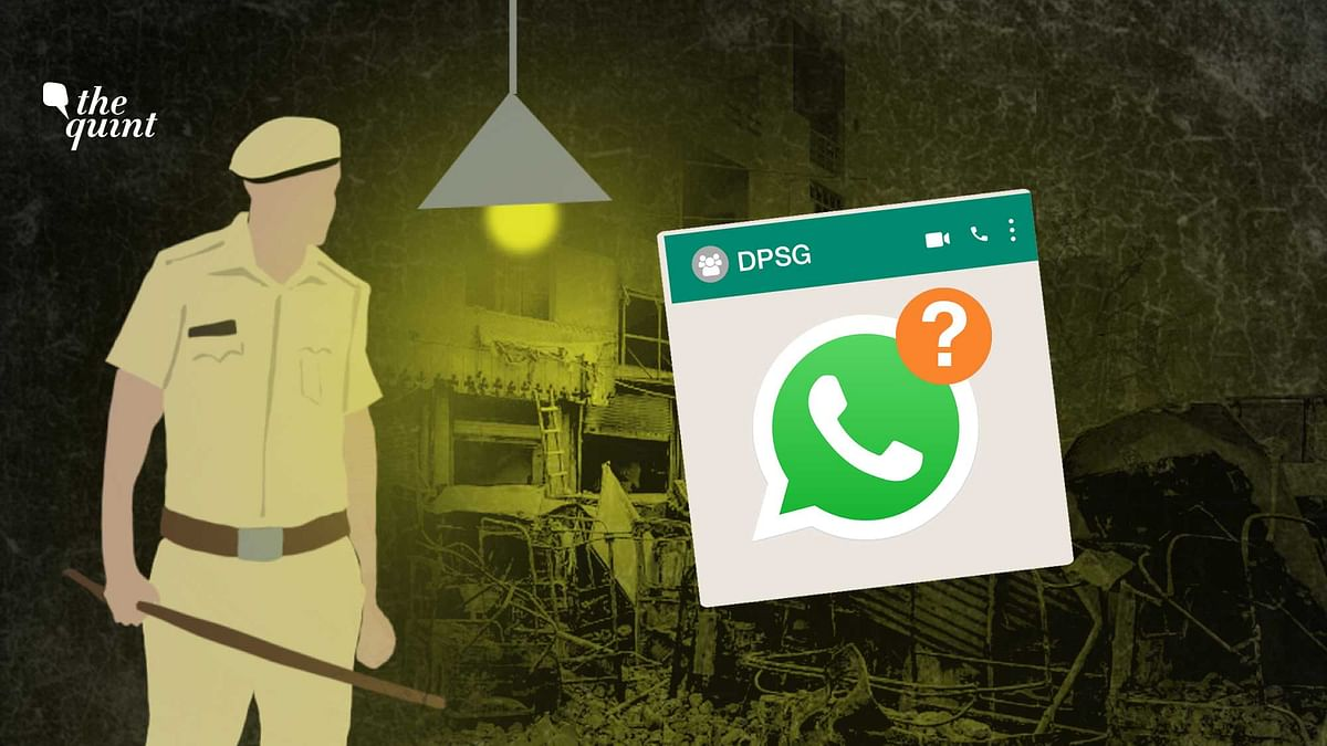 Inside Anti-CAA WhatsApp Group Tagged for Delhi Riot 'Conspiracy'