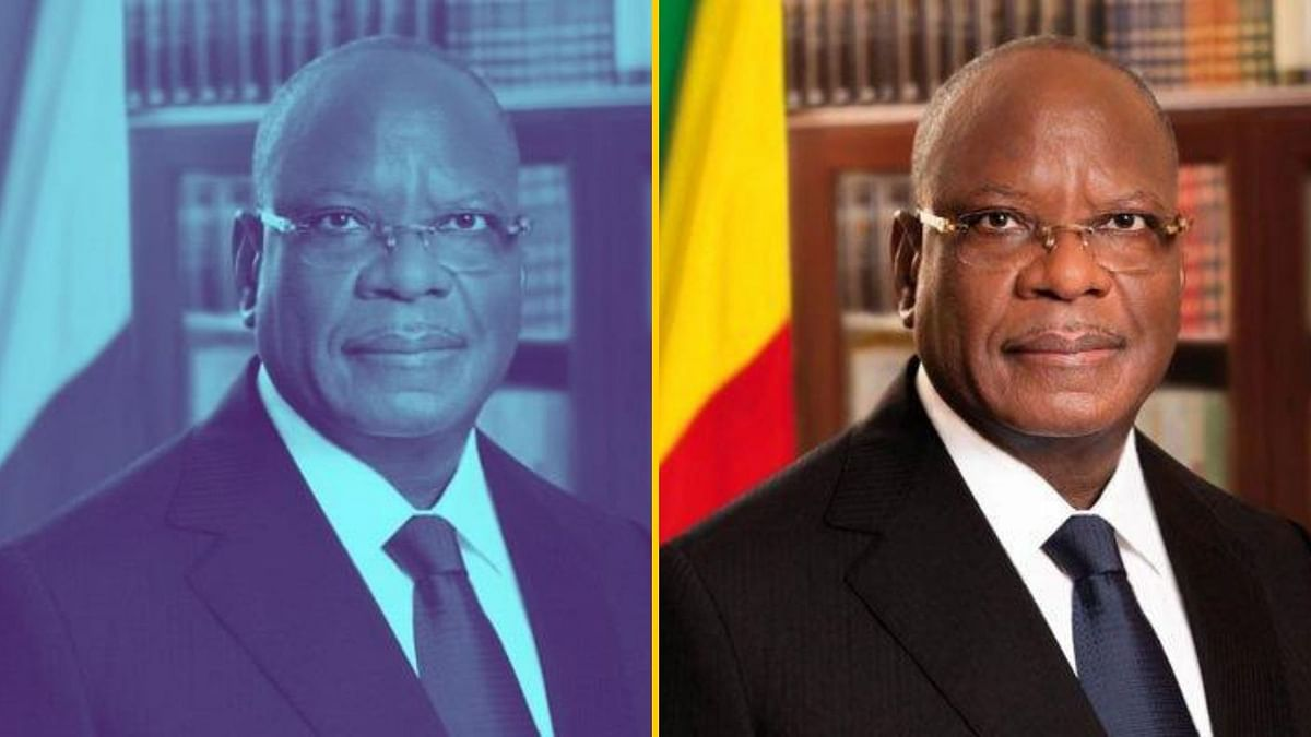 Mali President Resigns on Television After Military Coup
