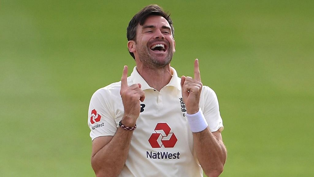 Anderson is now the fourth-highest wicket taker of all-time in Test cricket.