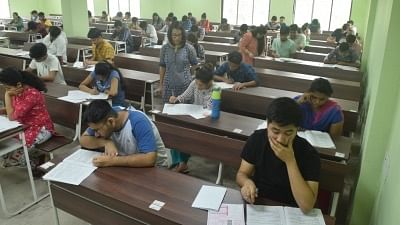 JEE Aspirants to Carry COVID-19 Undertaking to Write Exam: Report
