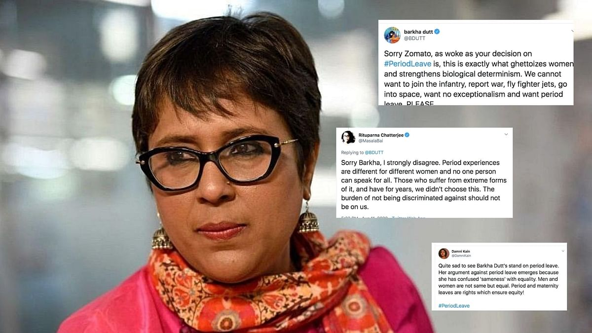 Twinkle, Others Object to Barkha Dutt's Remarks on 'Period Leave'