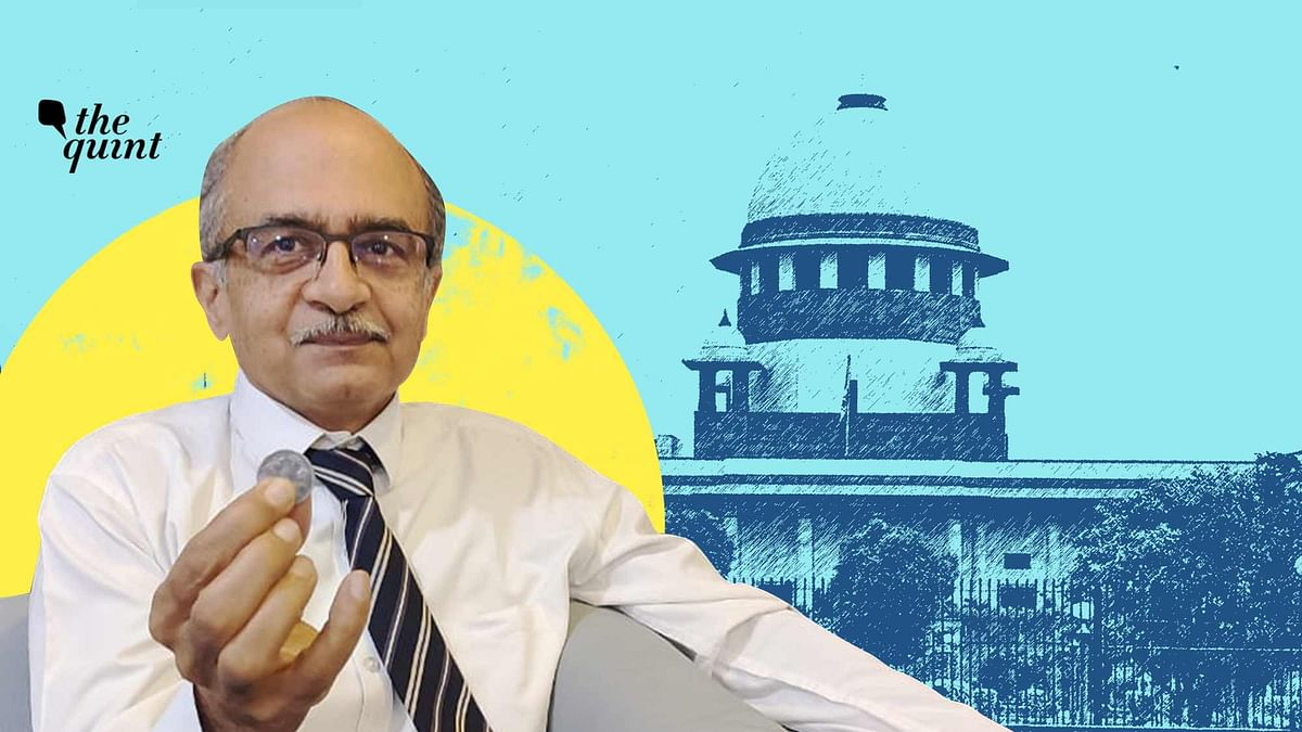 Bhushan Agrees to Pay Re 1 Fine Ordered by SC for Contempt