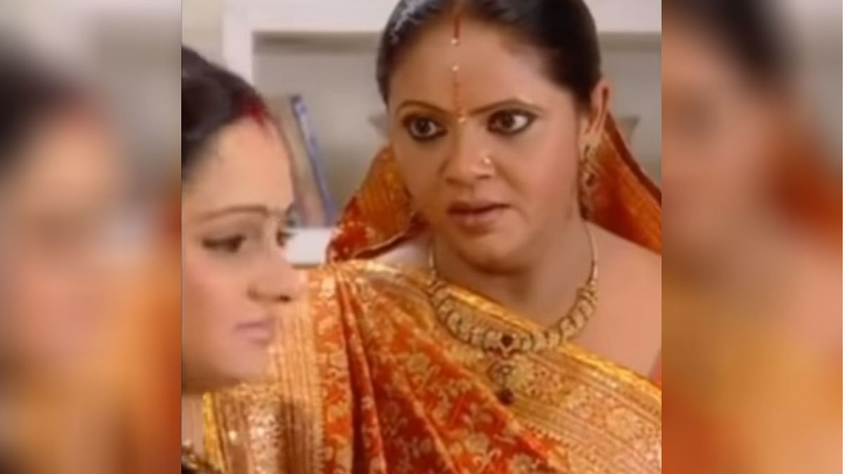 A clip from the show 'Saath Nibhaana Saathiya' has gone viral.