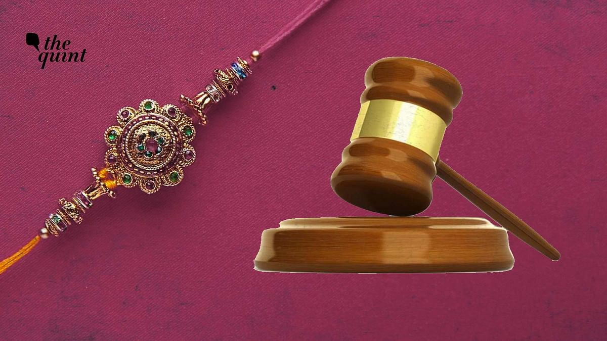 Court Asks Man to 'Get Rakhi Tied' By Woman He Allegedly Molested
