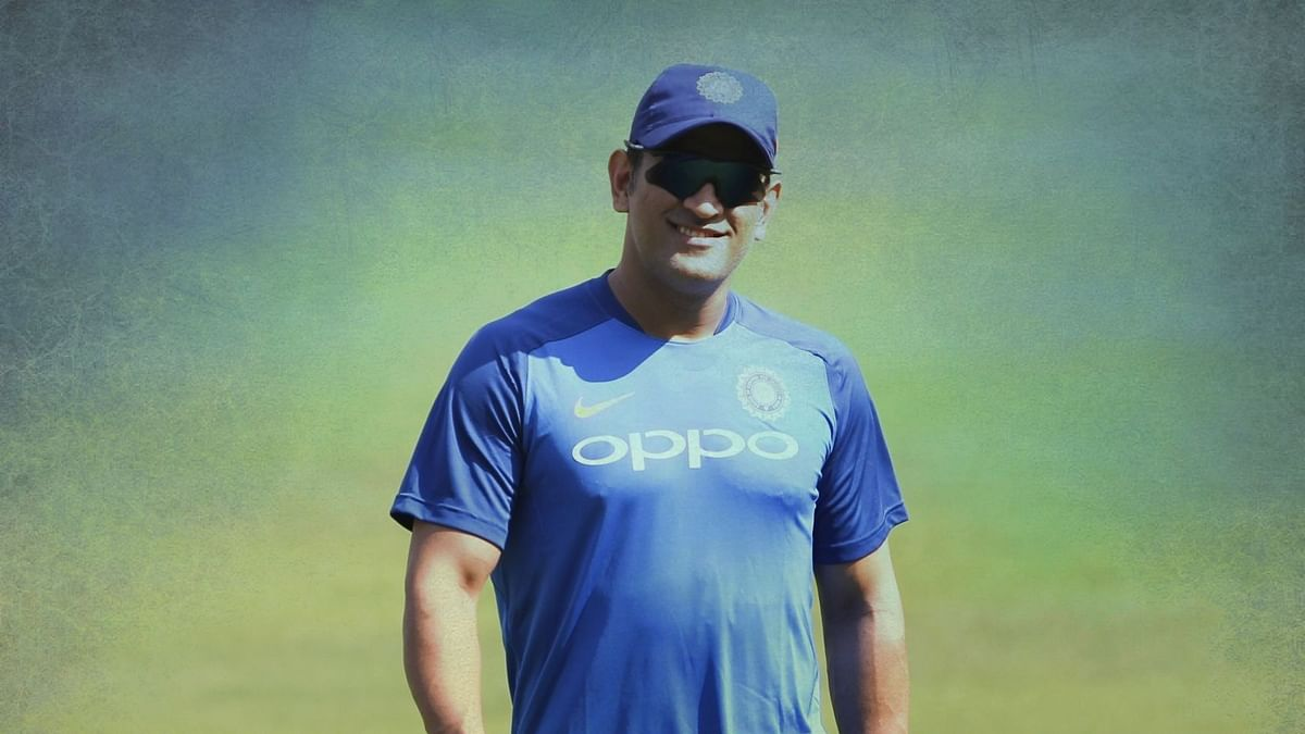 MS Dhoni, A Mentor Like No Other