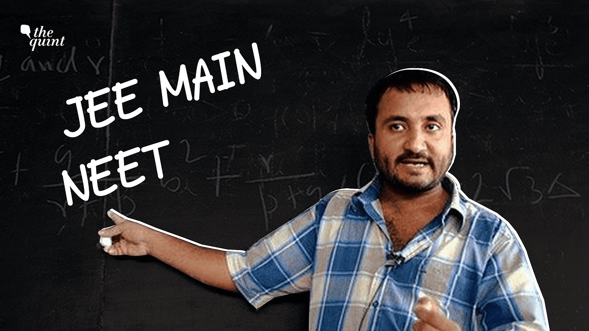 'Is JEE, NEET More Important or Health?': Super 30's Anand Kumar