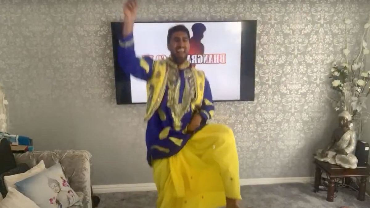 COVID-19: Indian-Origin Man Awarded by UK PM for Bhangra Classes