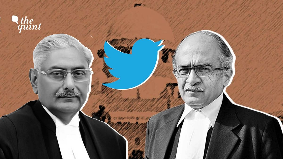 SC Reserves Order on Bhushan Sentence, Urged to Show Statesmanship