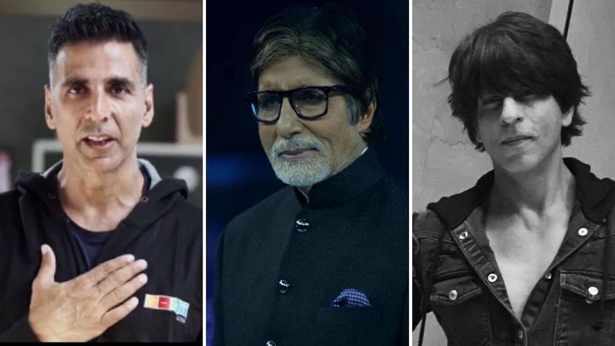 Amitabh, SRK, Akshay And Others React to Air India Plane Crash
