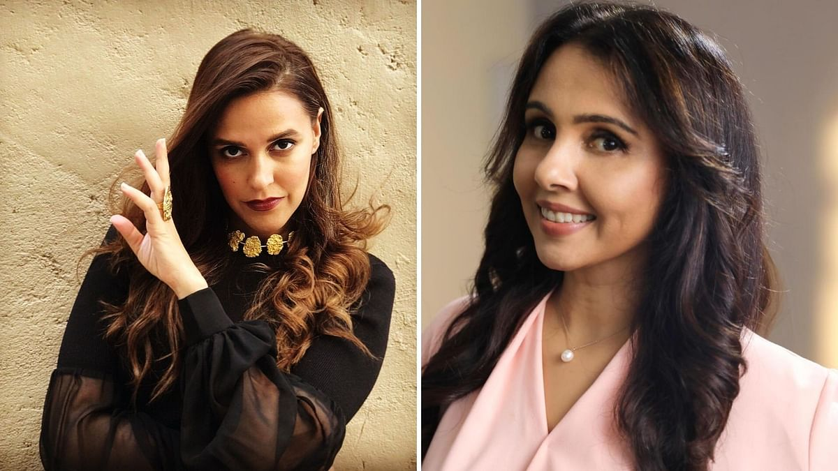 Neha Dhupia Responds To Suchitra For Calling Her KJo's 'Chamcha'