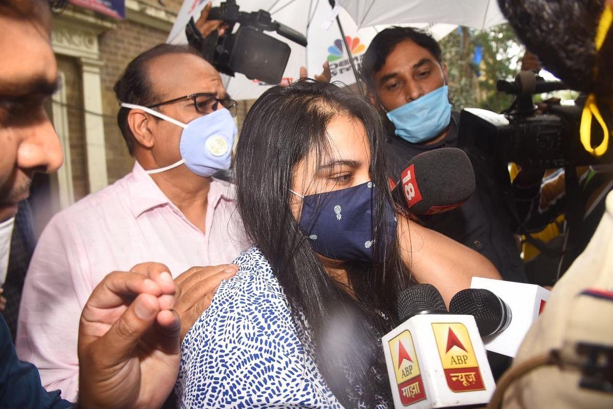 Sushant's former manager Shruti Modi recorded her statement.