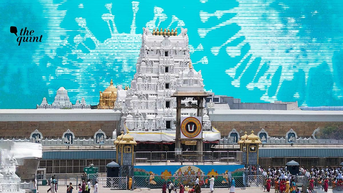 Why Is Tirupati Temple Not Being Shut, Despite Becoming a Hotspot?