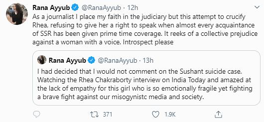 Swara, Anubhav Sinha & More Condemn Media Coverage of Sushant Case