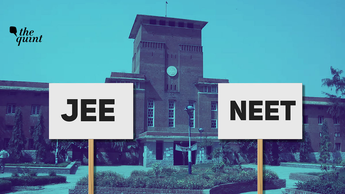 How Delay in JEE & NEET Could Disrupt Delhi University Admissions