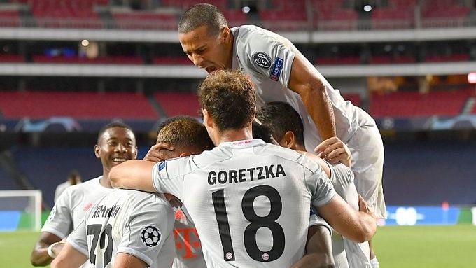 Bayern Thrash Barcelona 8-2 to Reach Champions League Semi-Final