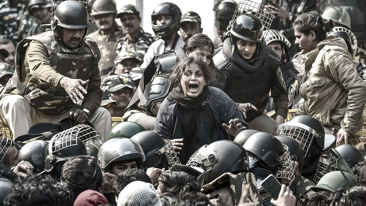 Stop Criminalising Dissent, Release CAA Protesters: Amnesty India