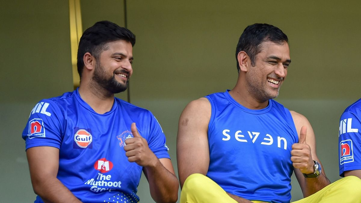 Suresh Raina Reveals Why He And Dhoni Chose to Retire on 15 August