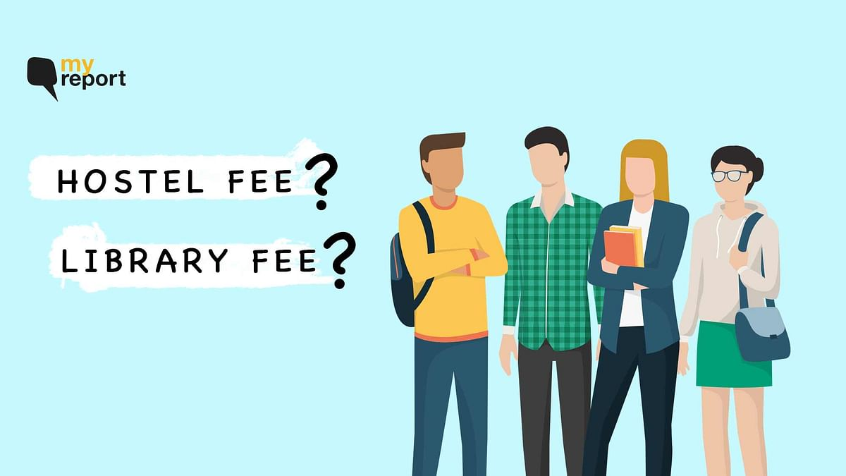 'Expected SSN College to Refund, Not Ask Fee for Hostel, Library'