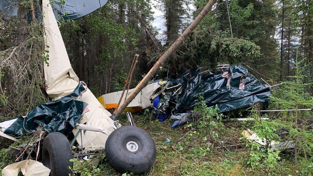 Alaska's Plane Collision Kills 7, Including State Representative