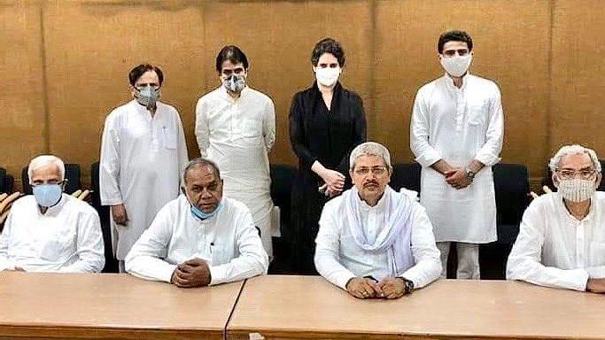 Sachin Pilot Returns: How the Gandhis & Gehlot Showed Who's Boss