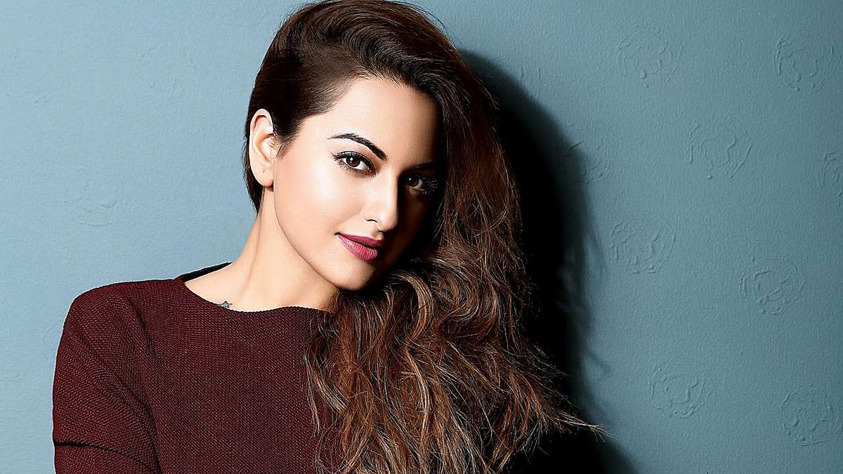 Actor Sonakshi Sinha.