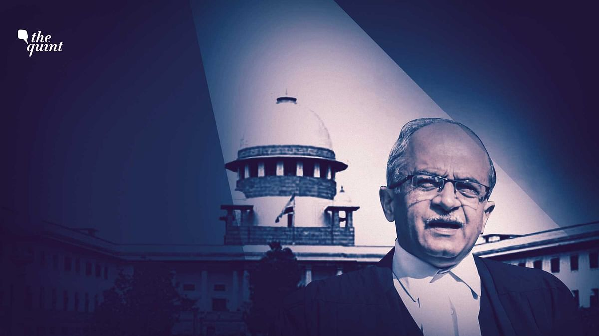 'Pained & Shocked': Prashant Bhushan's Statement in Supreme Court