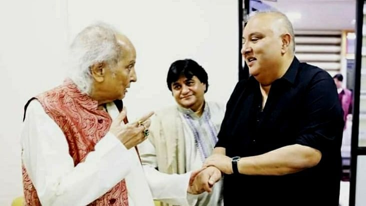 Music Was Above Religion for Pandit Jasraj ji: Ustad Shujaat Khan